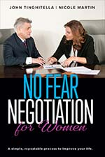 Nicole Martin and John Tinghitella - No Fear Negotiation For Women