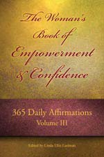 WE55 - The Women's Book of Empowerment and Confidence - 365 Daily Affirmations Volume 3